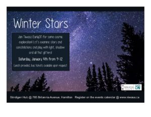 Night Sky, Stars, Trees